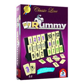 Classic Line Rummy_spelmateriaal