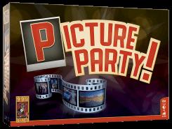 Picture Party - Bordspel