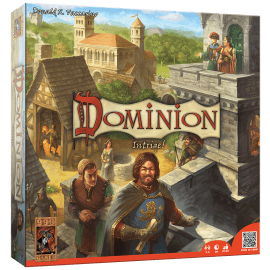 Dominion Intrige_spelmateriaal