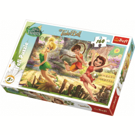 Puzzles - 160 - Fairies Fun / Disney Fairies - Legpuzzel