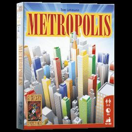 Metropolis speelmateriaal