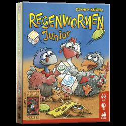 Regenwormen Junior New