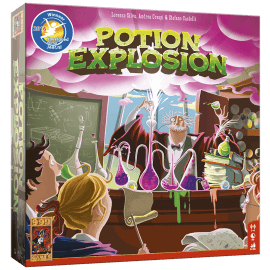 potion explosion speelmateriaal