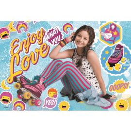 Puzzles - 160 - Skates my love / Disney Soy Luna - Legpuzzel