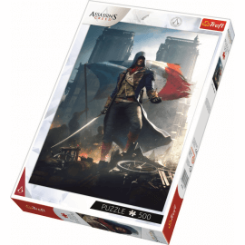 Assasin Creed The Game / Ubisoft - 500 pcs - Legpuzzel