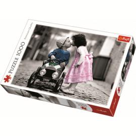 Puzzles - 1000 - First kiss - Legpuzzel