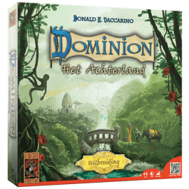 Dominion Het Achterland_spelmateriaal