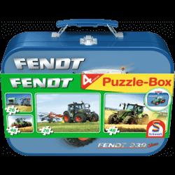 Fendt Puzzle-Box 2x262x48 pcs