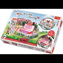 Arts & Crafts Minnie Mouse Shop - Hobbypakket