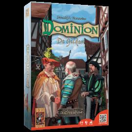 Dominion De Gilden speelmateriaal
