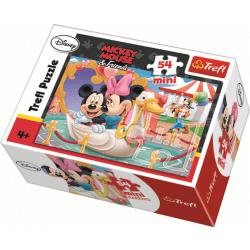 Mini Mickey Mouse / Disney Picture 2 - 54 pcs - Legpuzzel