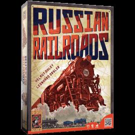 Russian Railroads speelmateriaal