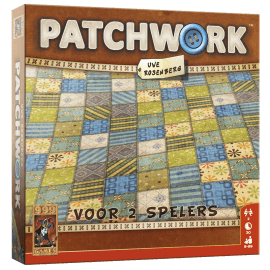 Patchwork-speelmateriaal