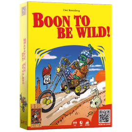 Boonanza Boon to be Wild_spelmateriaal
