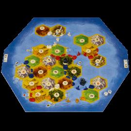 De-Zeevaarders-van-Catan-speelmateriaal