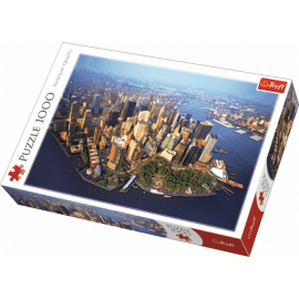 Puzzles - 1000 - New York - Legpuzzel