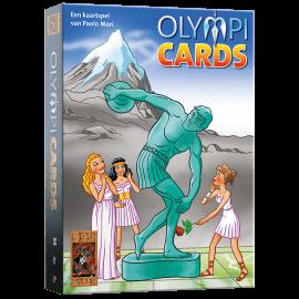 Olympicards-speelmateriaal