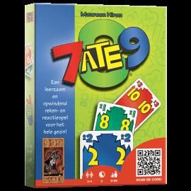 7ATE9-kaarten