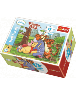 Mini - Summer in the One Hundred Acre Picture 1 - 54 pcs - Legpuzzel