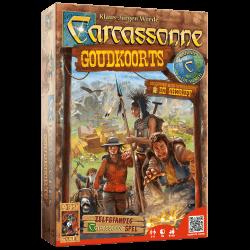 Carcassonne-Goudkoorts