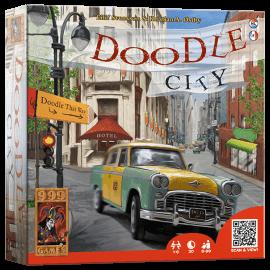 Doodle-City-speelmateriaal