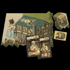 Het Dorp de Herberg_spelmateriaal