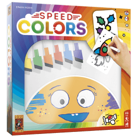 Speed Colors - Educatief Spel
