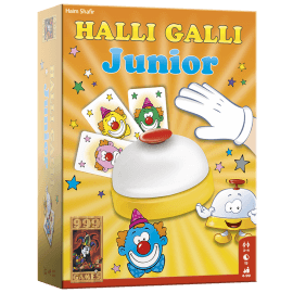 Halli-Galli-Junior spel