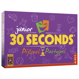 30 seconds Junior speelmateriaal