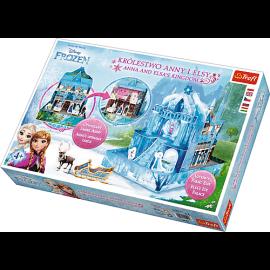Arts & Cratfs Frozen Anna en Elsa's Koninkrijk - Hobbypakket