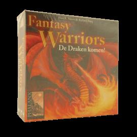 Fantasy-Warriors-De-Draken-komen