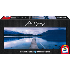 Lake Wakatipu New Zealand 1000 pcs