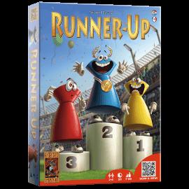 Runner-Up-speelmateriaal