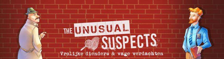 Maak kans op 'The Unusual Suspects'!