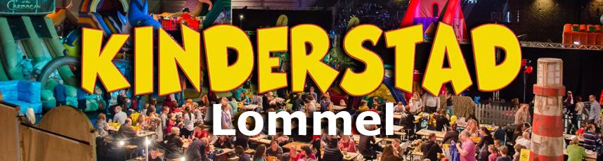 Kinderstad Lommel 2017