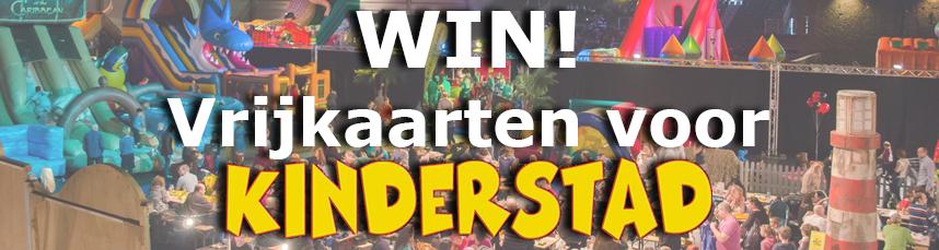 Update: winnares bekend. Maak kans op vrijkaarten voor Kinderstad Lommel!