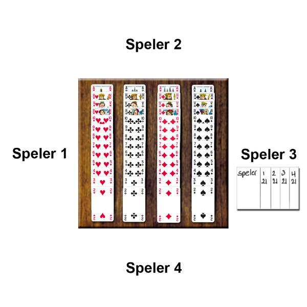 21 en kaartspel