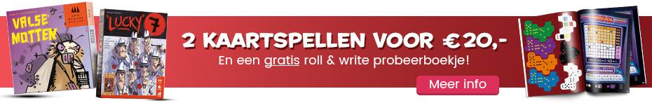Roll & Write boekje