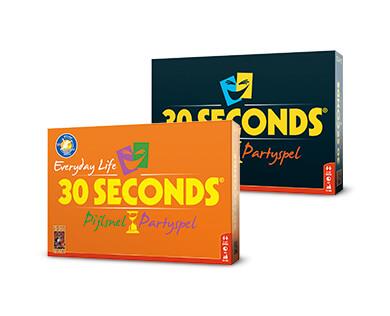 Partyspellen 30 seconds Everyday life