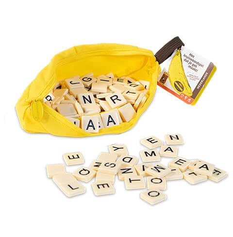 Bananagrams, het spel met letters voor de echte puzzelaar!