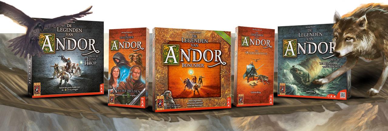 Banner uitbreidingen Andor