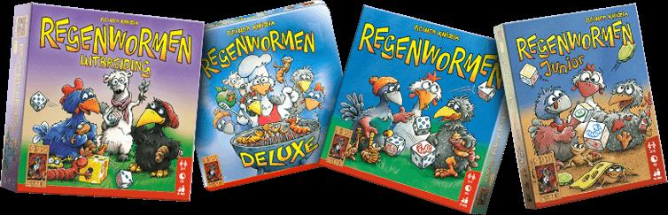 Regenwormen Familie