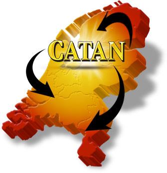 Catan verovert Nederland