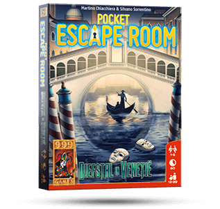 Pocket Escape Room Venetie