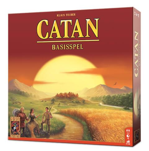 Catan, of je nu de basis versie pakt of de hele serie, Catan is en blijft een geweldig spel!