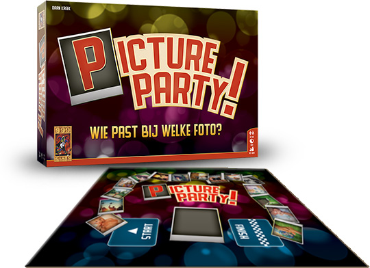 Picture Party eindproduct