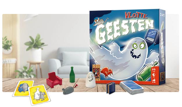 999 Games - De beste spellentips voor kids - Vlotte Geesten