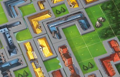 My City - Dit spel verveelt niet: elke ronde heeft nieuwe uitdagingen!