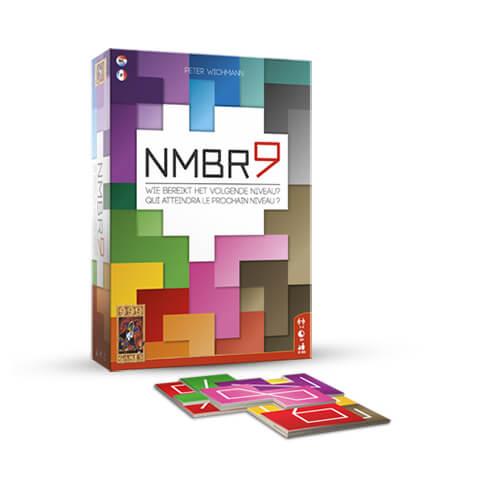 NMBR 9 puzzelen op het hoogste niveau!