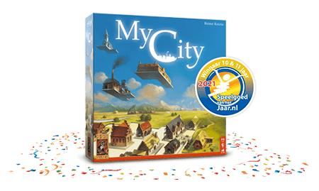 999 Games - My City